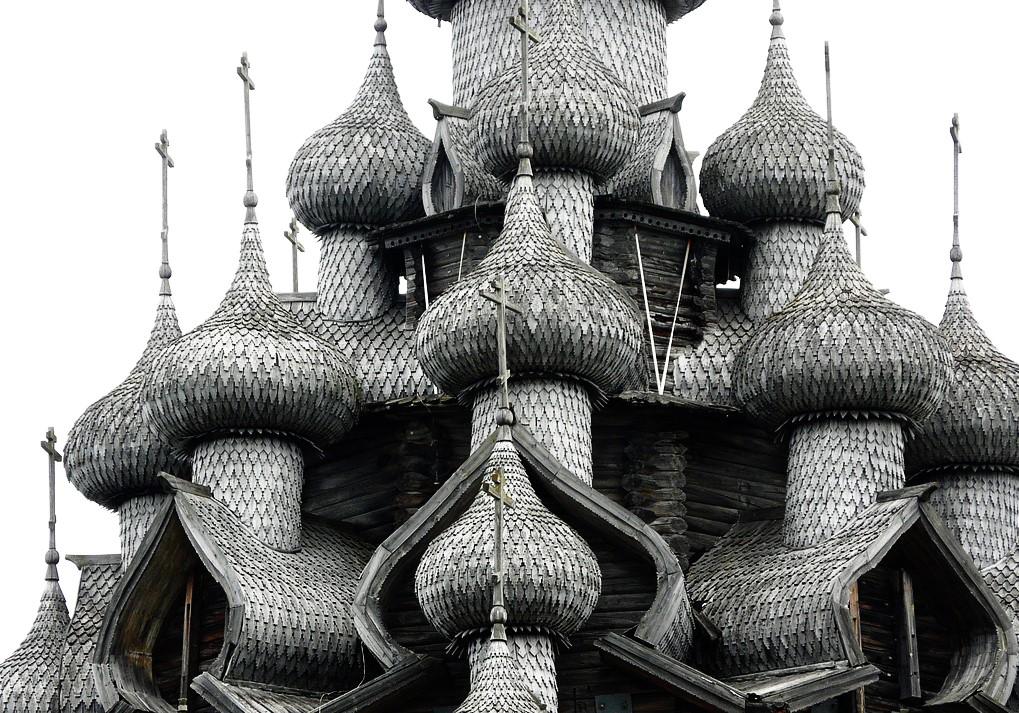 Преобоаженская церковь купола