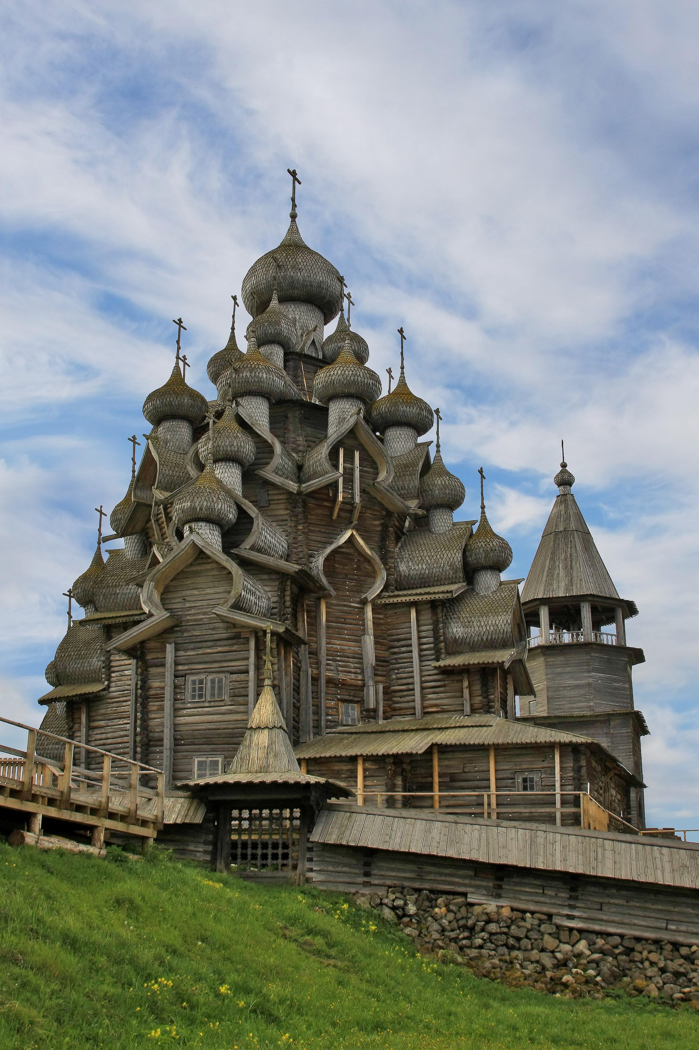 Преоборженская церковь