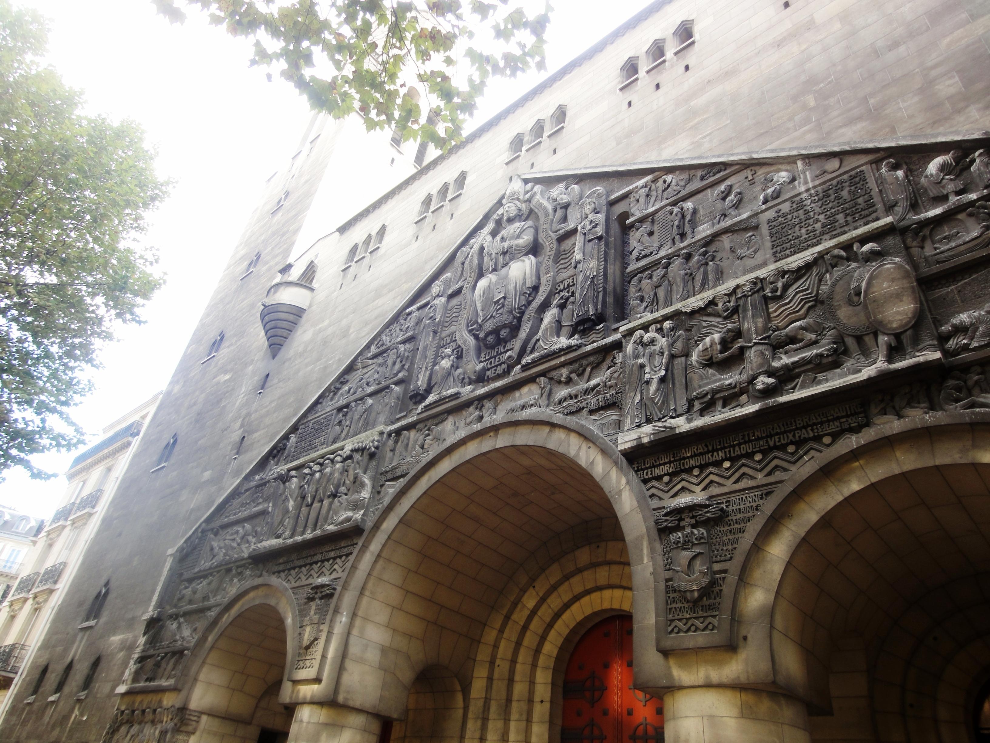 Собор Сен-Пьер де Шайо