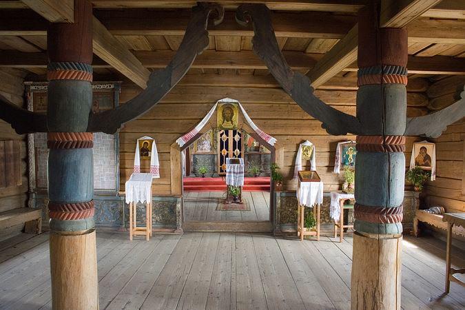 Церковь Успения Пресвятой Богородицы. г. Кондопога