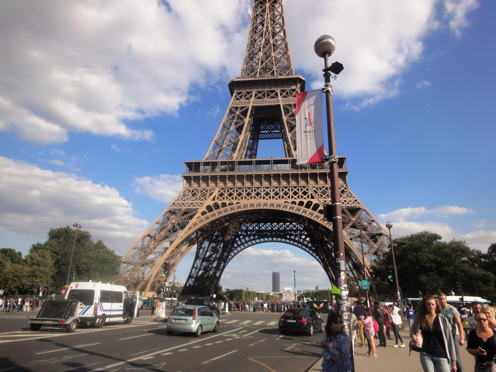 Всего один день в Париже или целый день в Париже: пешком от площади Бастилии до сада Тюильри