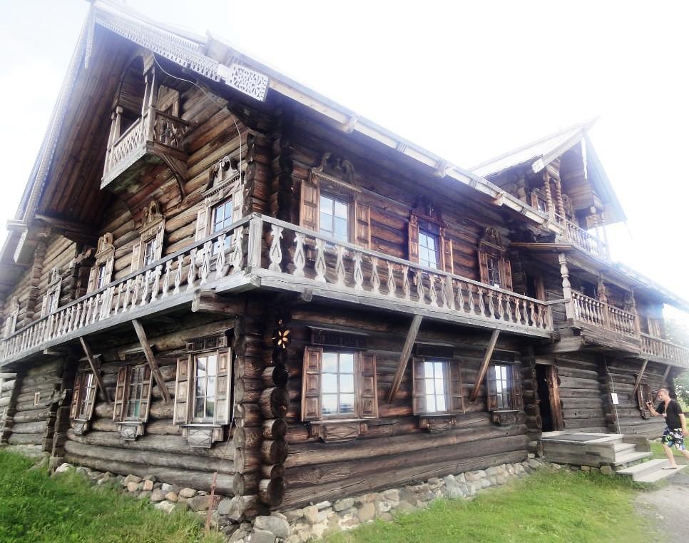 Дом крестьянина Ошевнева.