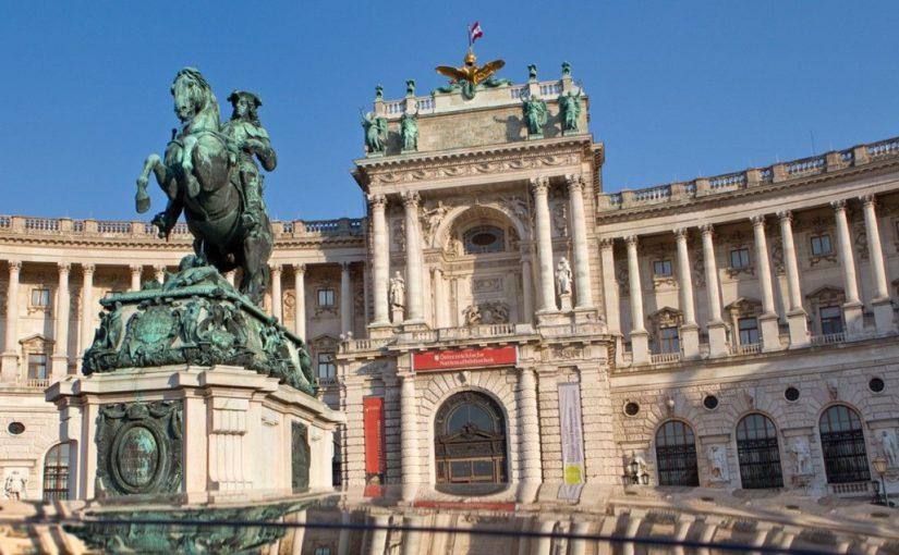 Вена. Дворцовый комплекс Ховбург