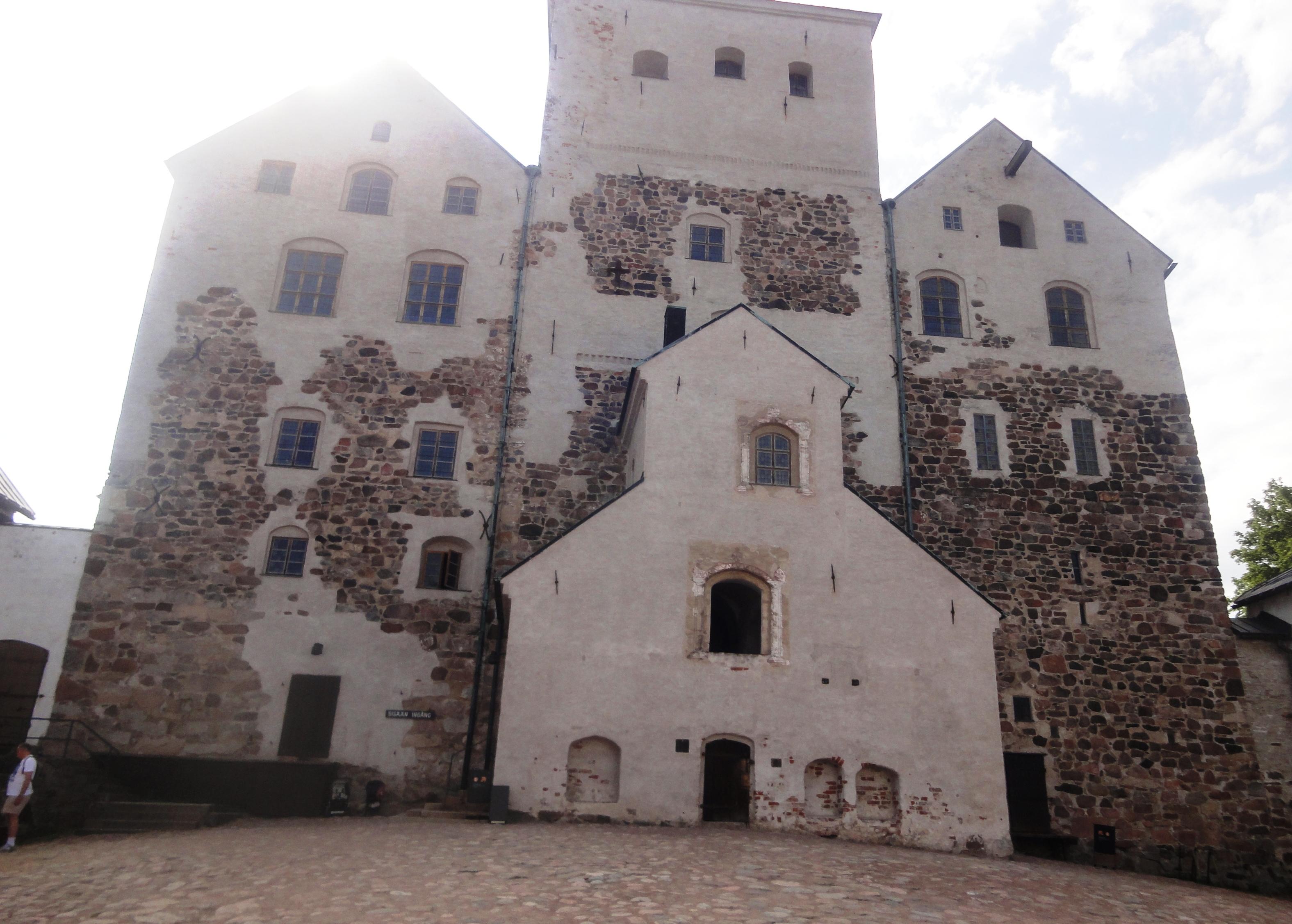 Замок Або в Турку