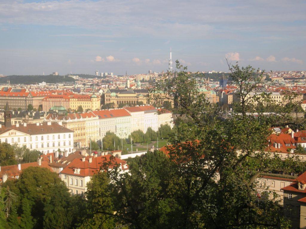 Чехия. Пражский Град.